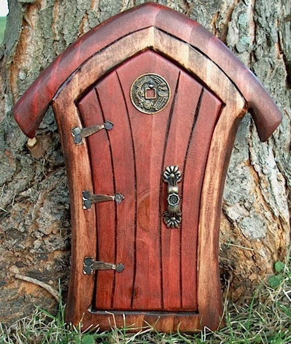 Items similar to fairy faerie door also suitable for for The faerie door