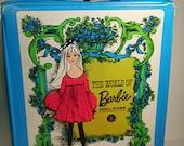 Mod World of Barbie Case 1968