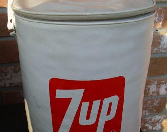 7UP Vinyl Cooler by Nappy