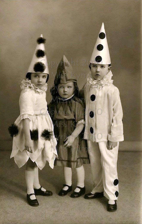 Vintage Clown 62