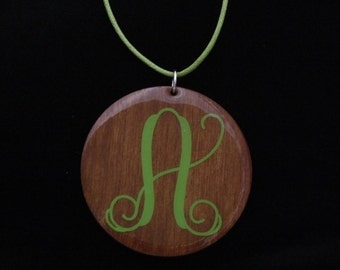 personalized pendent/necklace