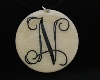 personalized necklace/very versatile