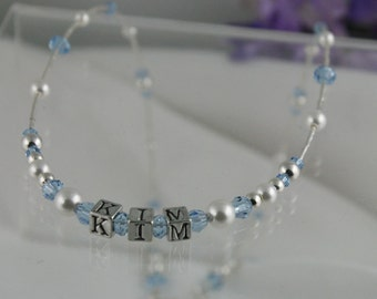 CUSTOM Personalized Necklace for Little Girls