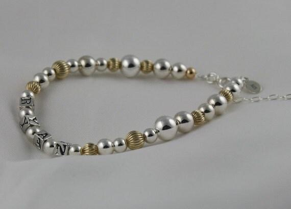 Personalized Keepsake Bracelet