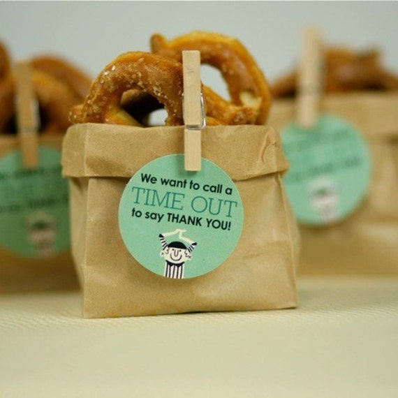 Items Similar To Football Party Favors Tag From The