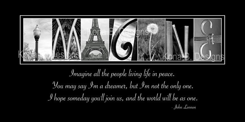 Inspiring Quotes John Lennon. QuotesGram