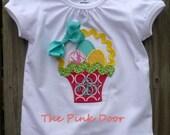 Easter Appliqued Tshirt