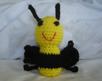 Bumblebee Amigurumi