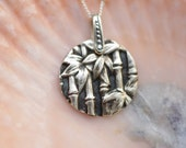 Bamboo Necklace or Pendant Jewelry