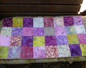 Beautiful batik table runner