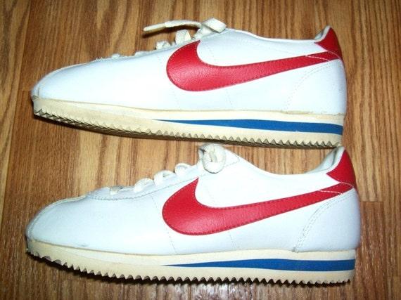 70s 80s Forrest Gump Corky Cortez Nike Size By