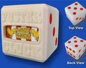 Dice Cube Game with Chicken Theme