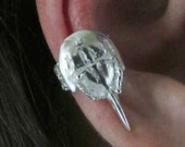 Horseshoe Crab Ear Cuff