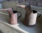 Vintage Funnel Oil Cans