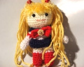 Crochet Sailor Moon Doll