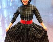 1950's Jonathan Logan Dress - Valentine Weekend Sale