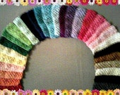 1.5 inch Headbands for all Ages, Newborn-teen/small adult, lot of 29, one of each color shown---0.65 Each