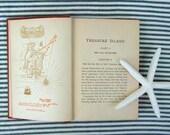 Tom Sawyer, Treasure Island, Tarzan Antique Book Collection (set of 3)