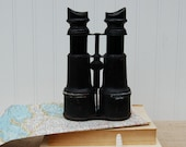Vintage French Binoculars- gift for him