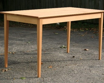 Handmade Shaker Dining Table