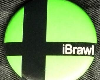 iBrawl Pin Button Badge 1.25 inch