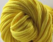 T-shirt yarn-Bright yellow