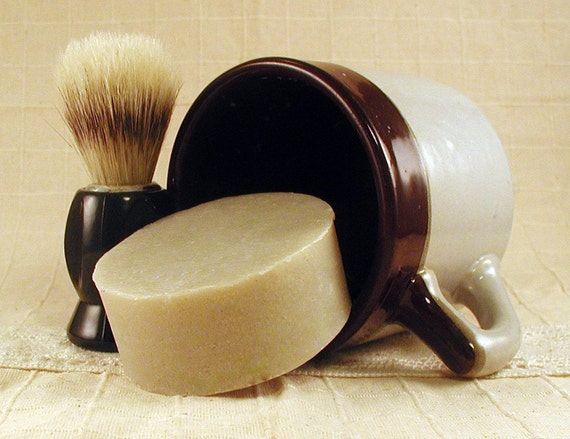 Pipe Tobacco - Old Fashioned Shaving Soap