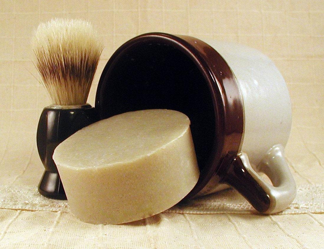 Old Fashioned Shaving Soap Recipe