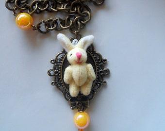 Framed Little Rabbit