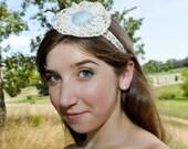 Lacey Doll Hat Headband