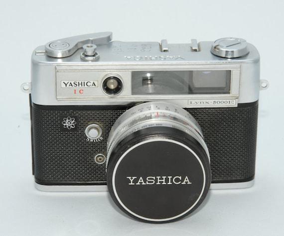 Vintage Camera Yashica Lynx 5000E, Tag 186
