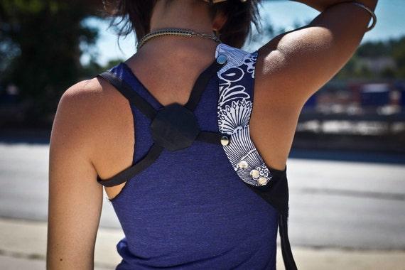 flower shoulder holster,