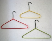 One Painted Hanger - you pick color