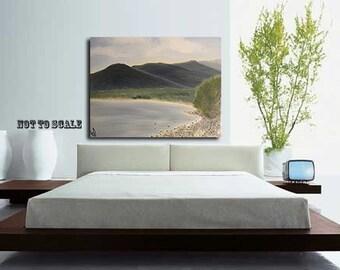 The Lake - Original - Landscape painting - DanielBrunosArts - ( 16x20 x.5 )