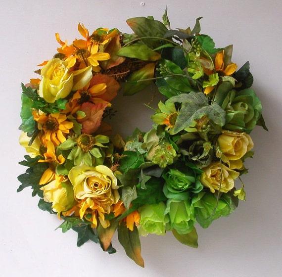 Wreath - The Summer Smiles