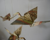 Peace Crane Mobile - Maps