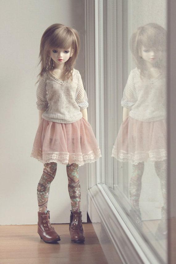 Romantic skirt for unoa and minifee