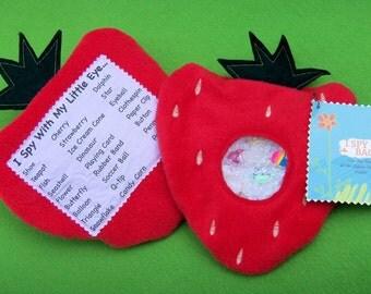 I Spy Bag Strawberry