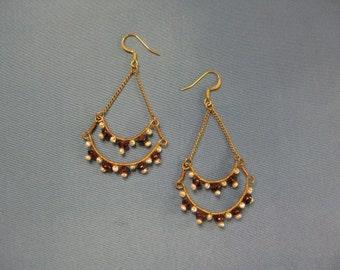 Theodora earrings