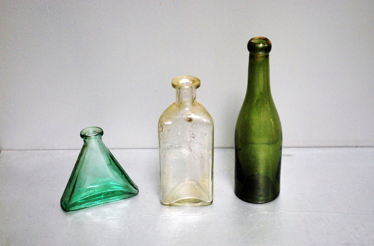 rare antique bottles