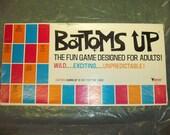 Vintage 1969 'Bottoms Up' Adult Game