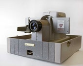 SALE - Vintage 1950s 303 Bell and Howell Headliner Projector