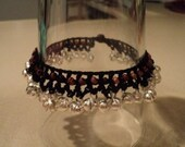 Beaded Gypsy Bell Anklet
