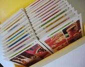 Vintage Betty Crocker Recipe Card Library