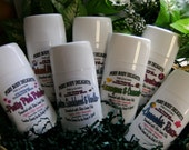 Love Spell--All Natural VEGAN Deodorant,Loads of Skin Lovin Oils and Butters--Made from Scratch--BIG 3oz size---Best Seller