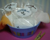 SPECIAL Natural Laundry Soap SAMPLER - 18 to 36 Loads-Excellent for sensitive skin -Great on Cloth Diapers too