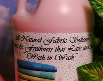 LOVE SPELL--All Natural Earth-friendly Clothing Fabric and Linen Softener---Wonderful--First and Only One on Etsy