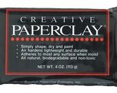 Creative Paperclay 8oz.