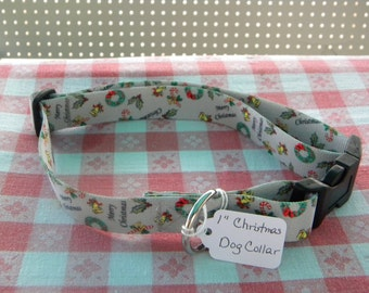 Seasonal Dog Collars