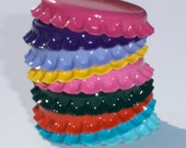 Item 112a - Qty 50 Painted bottle cap with liners/seals (see 2nd pic) .  Choose your colors